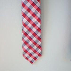 Lord & Taylor Silk Wool Boys Stripe School Formal